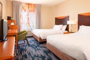 Room - Fairfield Inn & Suites by Marriott Kingsburg