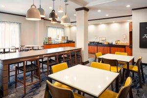 Restaurant - Fairfield Inn & Suites by Marriott Kingsburg