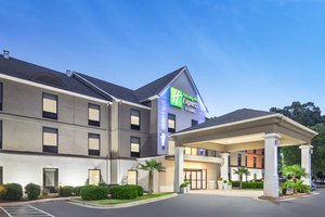 Exterior view - Holiday Inn Express Hotel & Suites Duncan