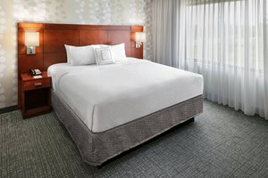 Suite - Courtyard by Marriott Hotel I-78 Bethlehem