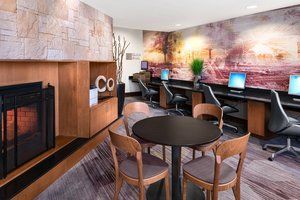 Conference Area - Courtyard by Marriott Hotel I-78 Bethlehem