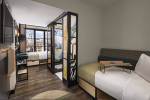 Room - Moxy Hotel by Marriott East Village New York