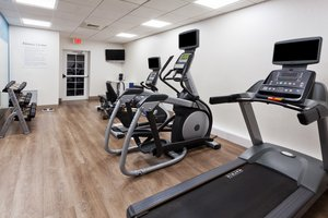 Fitness/ Exercise Room - Holiday Inn Express North Dothan