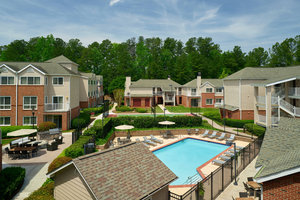 Exterior view - Residence Inn by Marriott Windward Alpharetta