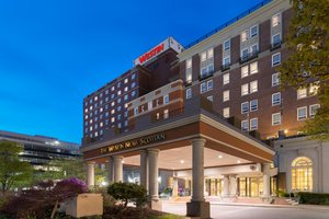 Exterior view - Westin Nova Scotian Hotel Halifax