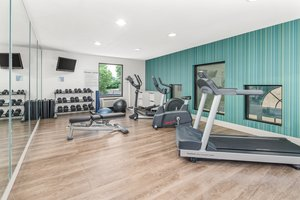 Fitness/ Exercise Room - Holiday Inn Express Hotel & Suites Duncan