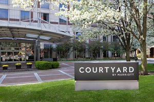 Exterior view - Courtyard by Marriott Hotel Downtown Grand Rapids