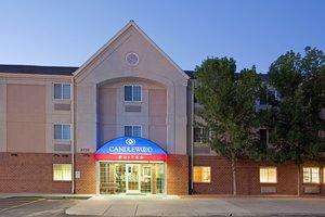 Exterior view - Candlewood Suites Airport Salt Lake City