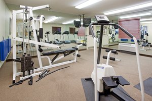 Fitness/ Exercise Room - Candlewood Suites Airport Salt Lake City
