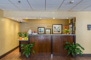 Lobby - Brandon Center Hotel Southeast Tampa