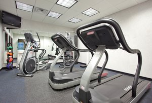 Fitness/ Exercise Room - Holiday Inn Express Hotel & Suites South Akron
