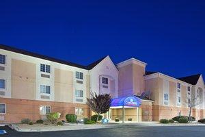 Exterior view - Candlewood Suites Albuquerque