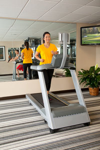Fitness/ Exercise Room - Candlewood Suites Albuquerque