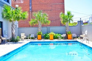 Pool - Holiday Inn Downtown Alexandria