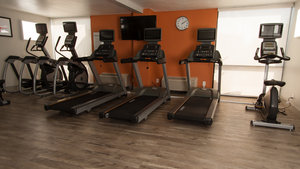 Fitness/ Exercise Room - Holiday Inn Downtown Alexandria