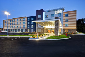 Exterior view - Fairfield Inn & Suites by Marriott Plymouth
