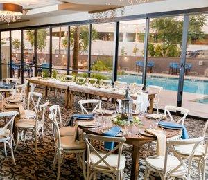 Restaurant - Crowne Plaza Hotel Airport Phoenix