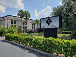 Exterior view - Brandon Center Hotel Southeast Tampa