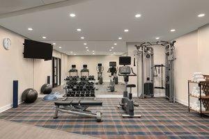 Fitness/ Exercise Room - Hotel Indigo Downtown Winston-Salem
