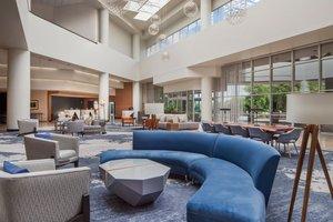 Lobby - Sheraton Hotel Arlington
