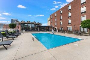 Pool - Holiday Inn Express Downtown Columbus