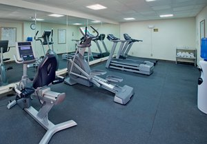 Fitness/ Exercise Room - Holiday Inn Ponce & Tropical Casino