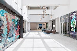 Lobby - Sheraton Hotel Dallas