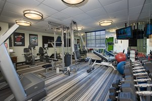Fitness/ Exercise Room - Candlewood Suites Airport Doral