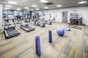 Fitness/ Exercise Room - Holiday Inn Express Hotel & Suites West Cleveland Westlake