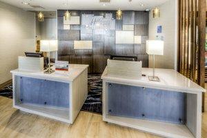Lobby - Holiday Inn Express Hotel & Suites West Cleveland Westlake