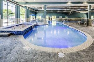 Pool - Holiday Inn Express Hotel & Suites West Cleveland Westlake