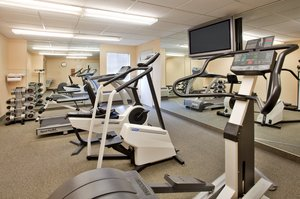 Fitness/ Exercise Room - Candlewood Suites Rockford