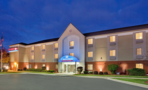 Exterior view - Candlewood Suites Rockford