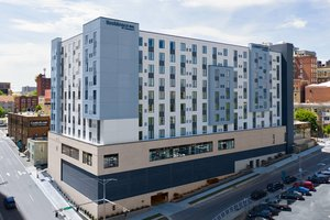 Exterior view - Residence Inn by Marriott Downtown Knoxville