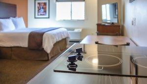 Lobby - My Place Hotel Kalispell