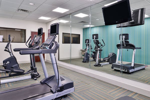Fitness/ Exercise Room - Holiday Inn Express Hotel & Suites Northwest San Antonio
