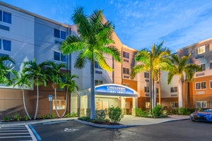 Exterior view - Candlewood Suites Fort Myers