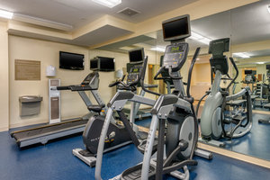 Fitness/ Exercise Room - Candlewood Suites Fort Myers