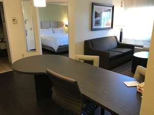 Room - Candlewood Suites Fort Wayne