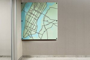 Map - TownePlace Suites by Marriott Midtown New York