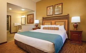 Room - Club Wyndham Glacier Canyon Resort Baraboo