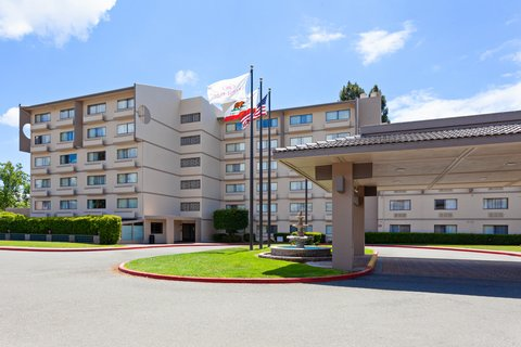 The fully renovated Crowne Plaza Silicon Valley N-