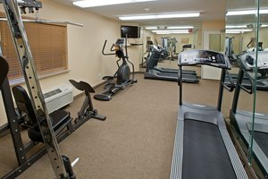 Fitness/ Exercise Room - Candlewood Suites Greenwood