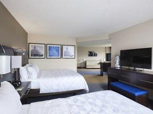 Room - Holiday Inn Capitol DC