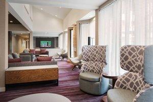 Lobby - Courtyard by Marriott Hotel Whippany