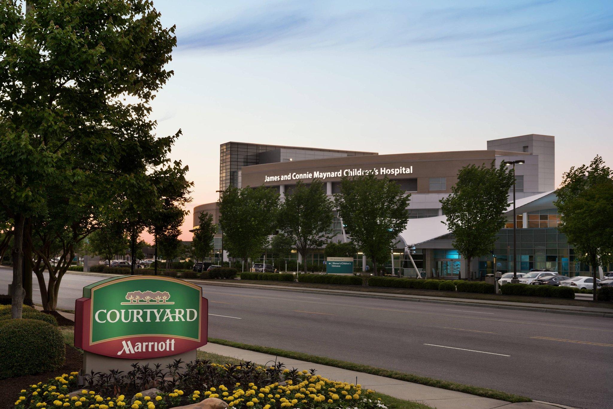 Courtyard by Marriott Greenville
