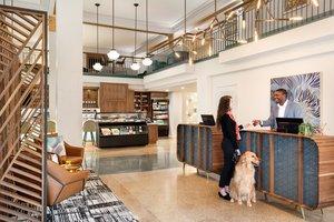 Lobby - Hotel Indigo Downtown Winston-Salem