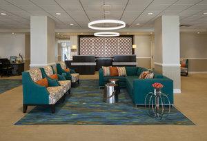 Lobby - Holiday Inn Lido Beach Hotel Sarasota