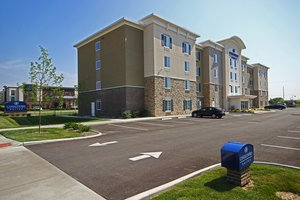 Exterior view - Candlewood Suites Grove City
