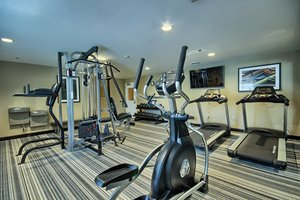 Fitness/ Exercise Room - Candlewood Suites Grove City